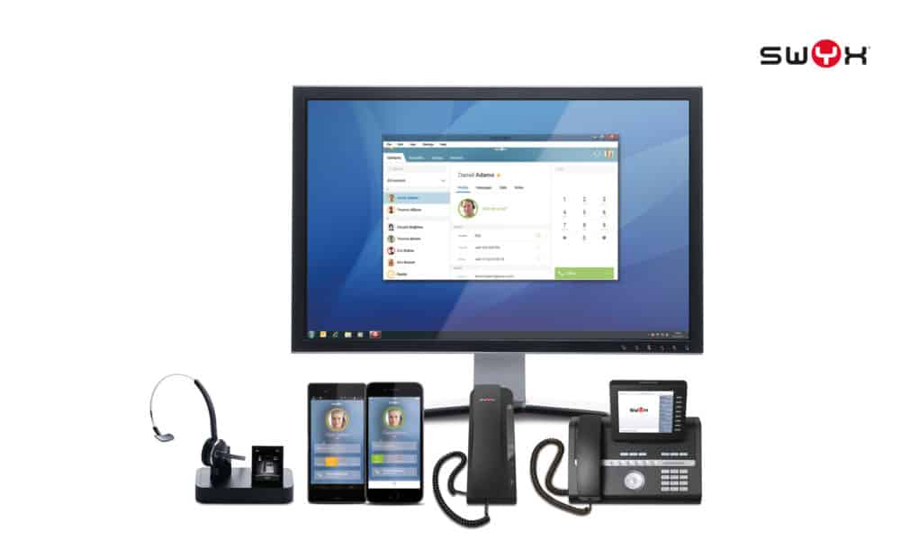 Swyx voip sip trunk