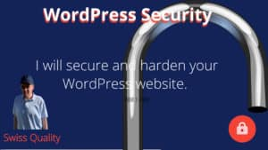 WordPress secure harden