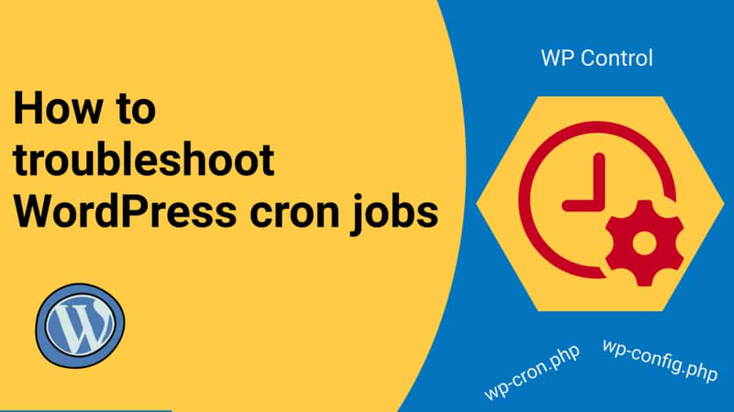 WordPress cron job